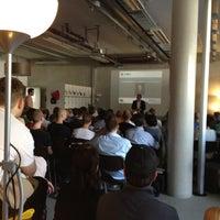 Das Foto wurde bei SCE Strascheg Centre for Entrepreneurship von Christian K. am 5/24/2012 aufgenommen