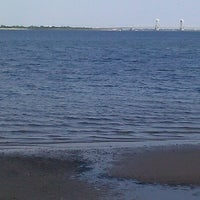 Photo taken at Kingsborough Waterfront by Angela M. on 6/7/2012