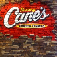 Photo taken at Raising Cane's by Jesse C. on 3/17/2012