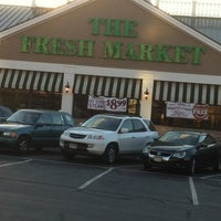 Photo taken at The Fresh Market by Marcus P. on 3/20/2012