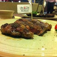 Снимок сделан в Meat&Fish пользователем Marina 8/4/2012