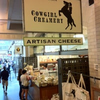 Photo taken at Cowgirl Creamery by Mark W. on 7/29/2012