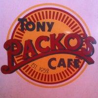 Photo taken at Tony Packo's Cafe by Steve on 5/1/2012