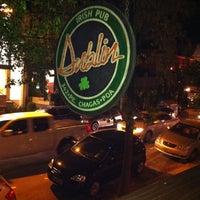 Photo taken at Dublin Irish Pub by Paulo P. on 7/22/2012