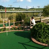 Photo taken at Fore-U Golf Center by Jeremy on 7/7/2012