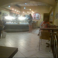 Photo taken at Tazzina Di Gelato by Chris R. on 5/19/2012