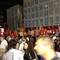 Photo taken at Beyoglu Hatirasi by Yok on 9/12/2012