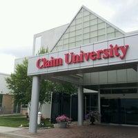 Снимок сделан в Claim University пользователем x j. 6/19/2012