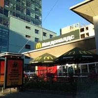 Снимок сделан в McDonald's пользователем Yulia S. 6/21/2012