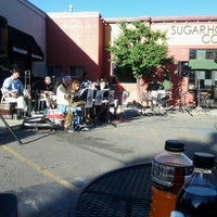 Photo taken at Sugar House Coffee by Heather G. on 6/20/2012
