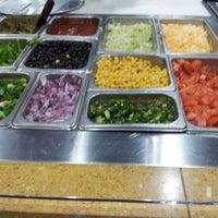 Photo taken at Burrito Boyz by Maria F. on 8/9/2012