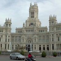 Foto tirada no(a) Palacio de Cibeles por Calixto G. em 3/23/2012