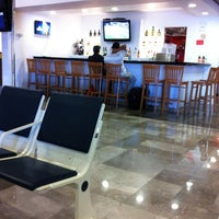 Photo taken at Aeropuerto Manuel Márquez de León (LAP) by Jorge B. on 5/26/2012