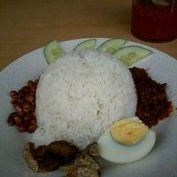 Photo taken at Arbi Cafe & Catering, Jalan Parry, Miri by Dunald ッ. on 5/31/2012