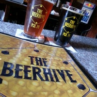Photo taken at The BeerHive by Sam on 9/1/2012