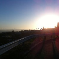 Photo taken at Amazing View @ Sunset Plaza Dr by Maral A. on 5/14/2012