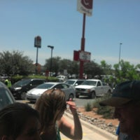 Photo taken at Chick-fil-A by Clare S. on 8/1/2012