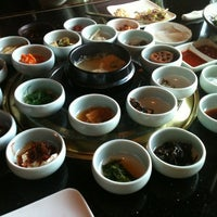 Photo taken at Genwa Korean BBQ by Jonathan W. on 7/24/2012