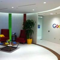 Photo taken at Google Washington DC by Ron S. on 8/6/2012