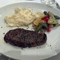 Photo taken at Fleming's Prime Steakhouse & Wine Bar by J on 3/1/2012