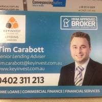 Photo taken at Tim Carabott - Mortgage Brokers Office by Michelle V. on 4/30/2012