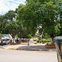 Photo taken at Hunucma by Gustavo S. on 7/12/2012