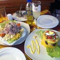 7/15/2012 tarihinde Pauline B.ziyaretçi tarafından El Encuentro'de çekilen fotoğraf