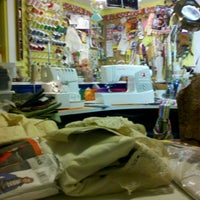 Photo taken at Anna Rosa's Sewin' Shoppe by Cynthia A. on 8/24/2012