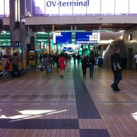 Photo taken at Utrecht Central Station by Ferdi D. on 6/16/2012