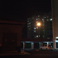Photo taken at Limkokwing hostel by Syed A. on 9/9/2012