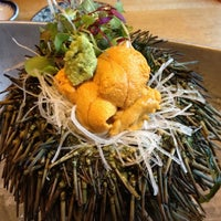 Photo taken at Sushi Taro by David L. on 5/29/2012