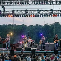 Photo taken at Artpark by Mike B. on 8/16/2012