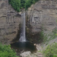 Photo taken at Taughannock Falls State Park by Bonnie C. on 5/27/2012