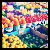 Photo taken at Dallas Farmers Market by Jenn P. on 4/22/2012