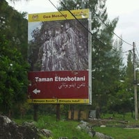 Photo taken at Kem Taman Etnobotani by Zasryna S. on 3/9/2012