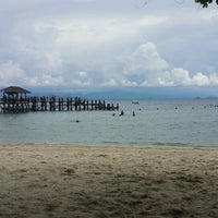Photo taken at Manukan Island by EIZAD on 9/9/2012