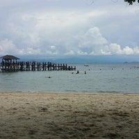Photo taken at Manukan Island by EIZAD on 9/9/2012