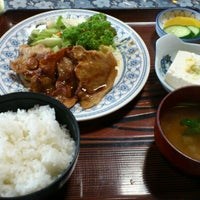 Photo taken at 那須食堂 by asano1977 T. on 8/4/2012