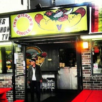 Photo taken at The Wiener's Circle by Bruce B. on 6/21/2012