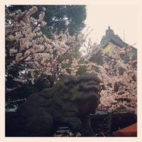 Photo taken at Yushima Tenmangu Shrine by camax on 3/18/2012