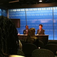 Photo taken at Voice of America by AIDS.gov on 7/9/2012