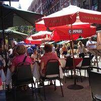 Photo taken at Benito One by Karina G. on 6/16/2012