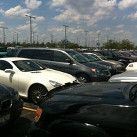 Photo taken at O'Hare - Economy Parking Lot E by Jim K. on 6/19/2012