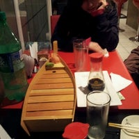 Photo taken at Sushi Face by Miguel G. on 9/12/2012