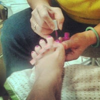 Photo taken at T And T Nails by Ashley Paige S. on 5/5/2012