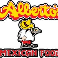 Photo taken at Alberto's Mexican Food by Big Buda™ on 8/22/2012