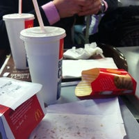 Photo taken at McDonald's by Marie T. on 4/12/2012