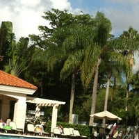 Photo taken at Doral Park Golf & Country Club by Denisse R. on 8/5/2012