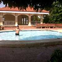 Photo taken at San Juan Estates Clubhouse by Gico L. on 5/6/2012