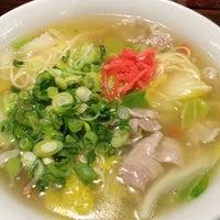 Photo taken at RAGUMAN 本店 by tenchou 0. on 3/14/2012